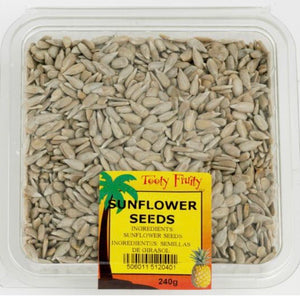 Sunflower Seeds - Dried Fruit, Nuts and Seeds