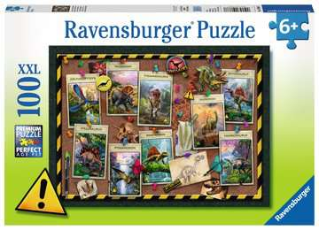 Dinosaur Collection Puzzle