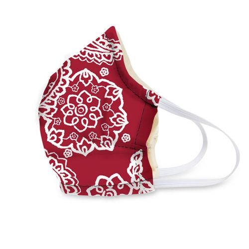 Cotton Face Mask ~ Bandana Patterns
