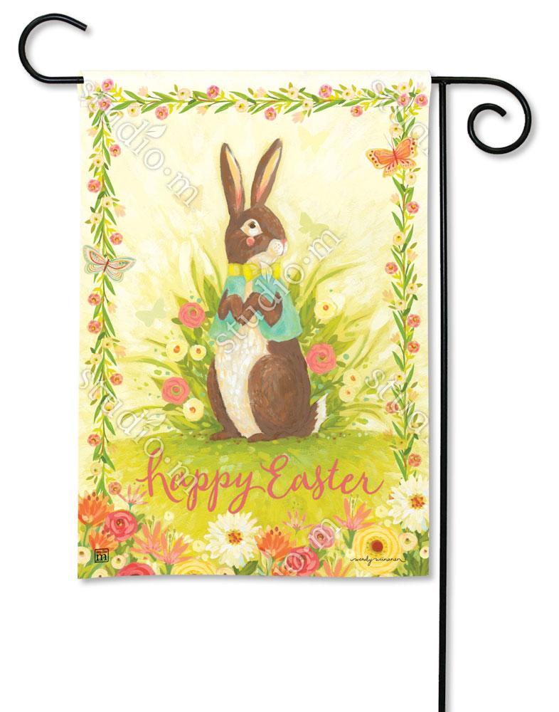 Garden Flag ~ Easter Bliss