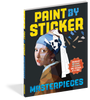 Paint by Sticker - Masterpieces