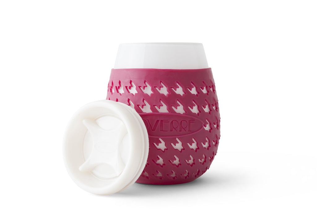 Goverre ~ Modern To-Go Cups For Wine