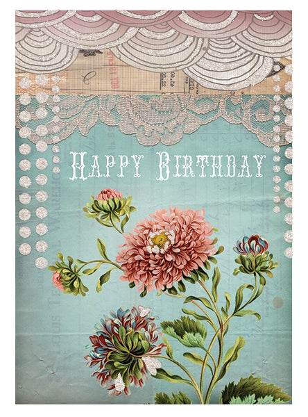 Greeting Card ~ Happy Birthday
