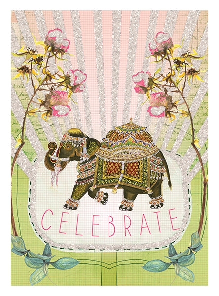 Greeting Card ~ Celebrate