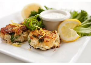 Crab Cakes with French Remoulade
