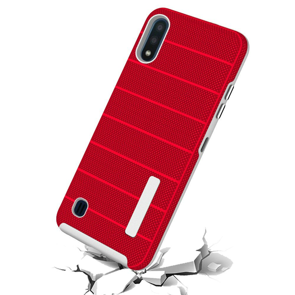Dual Layer Case - Red