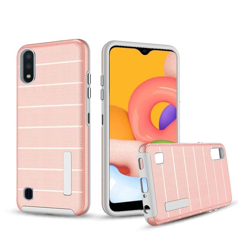 Dual Layer Case - Rose Gold