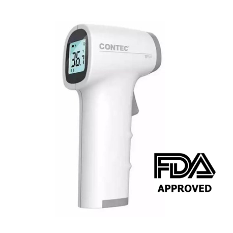 Contec non-Contact Forehead Thermometer TP500 (One-Year Warranty)