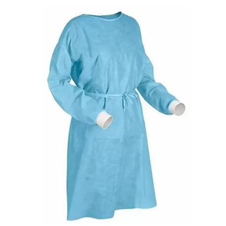 Winner Disposable Waterproof Sterile Surgical Gown, 50gsm (1pc/pack)