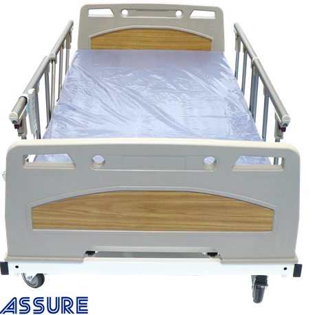 Assure Rehab Electric Low Bed with Elevation