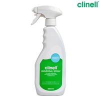 Clinell Universal Disinfecting Spray, 500ml/Bottle