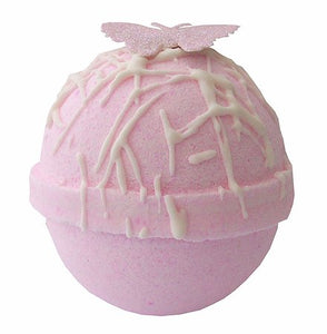 Little Bath House Pink Paradise Bath Bomb