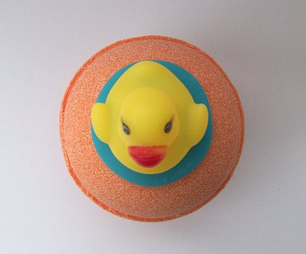 Little Bath House Bathtime Buddy Bath Bomb