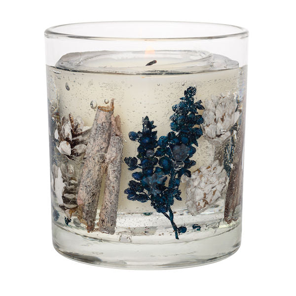 Vetivert & Blue Spruce Natural Wax Gel Tumbler
