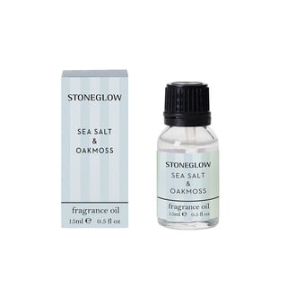 Sea Salt & Oakmoss Fragrance Oil 15ml