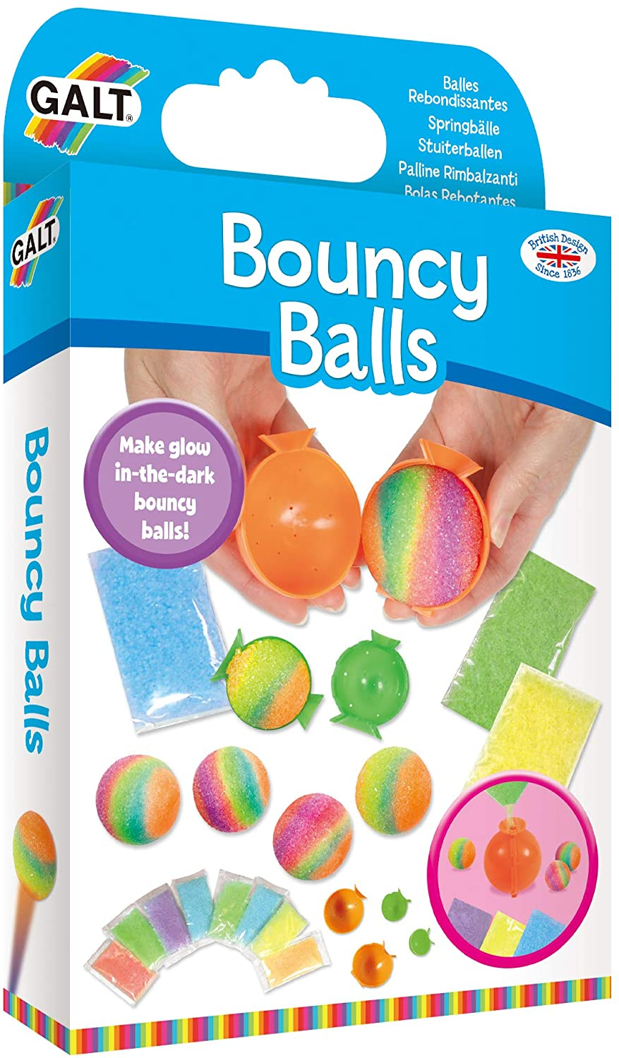 Galt - Bouncy Balls