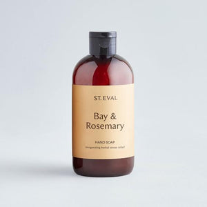 St. Eval Bay & Rosemary Scented Handwash
