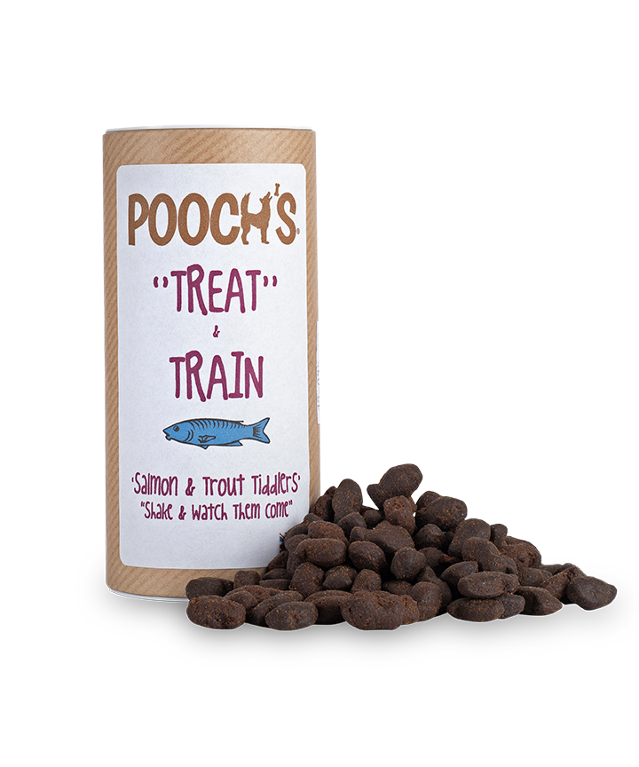 Pooch's Salmon & Trout Training Treats
