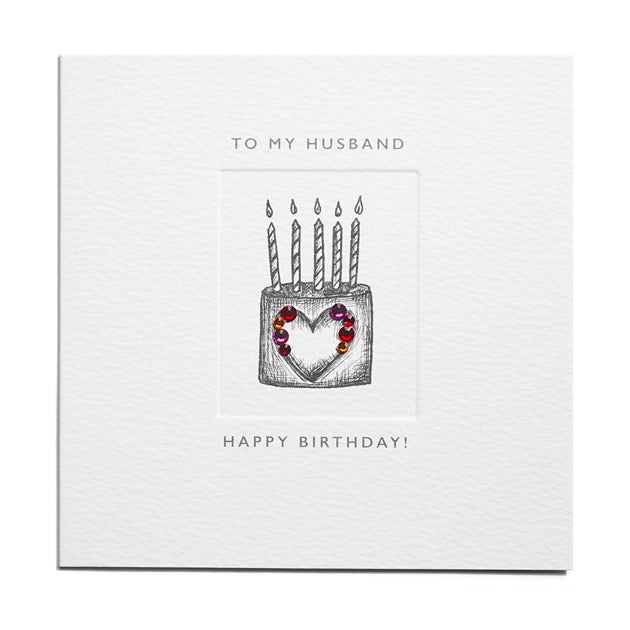 To My Husband - Happy Birthday