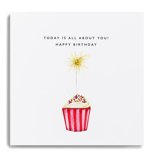 Happy Birthday - Today Is About You