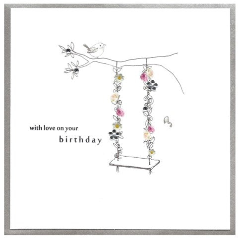 Love On Your Birthday - Swing