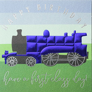 Happy Birthday - Train