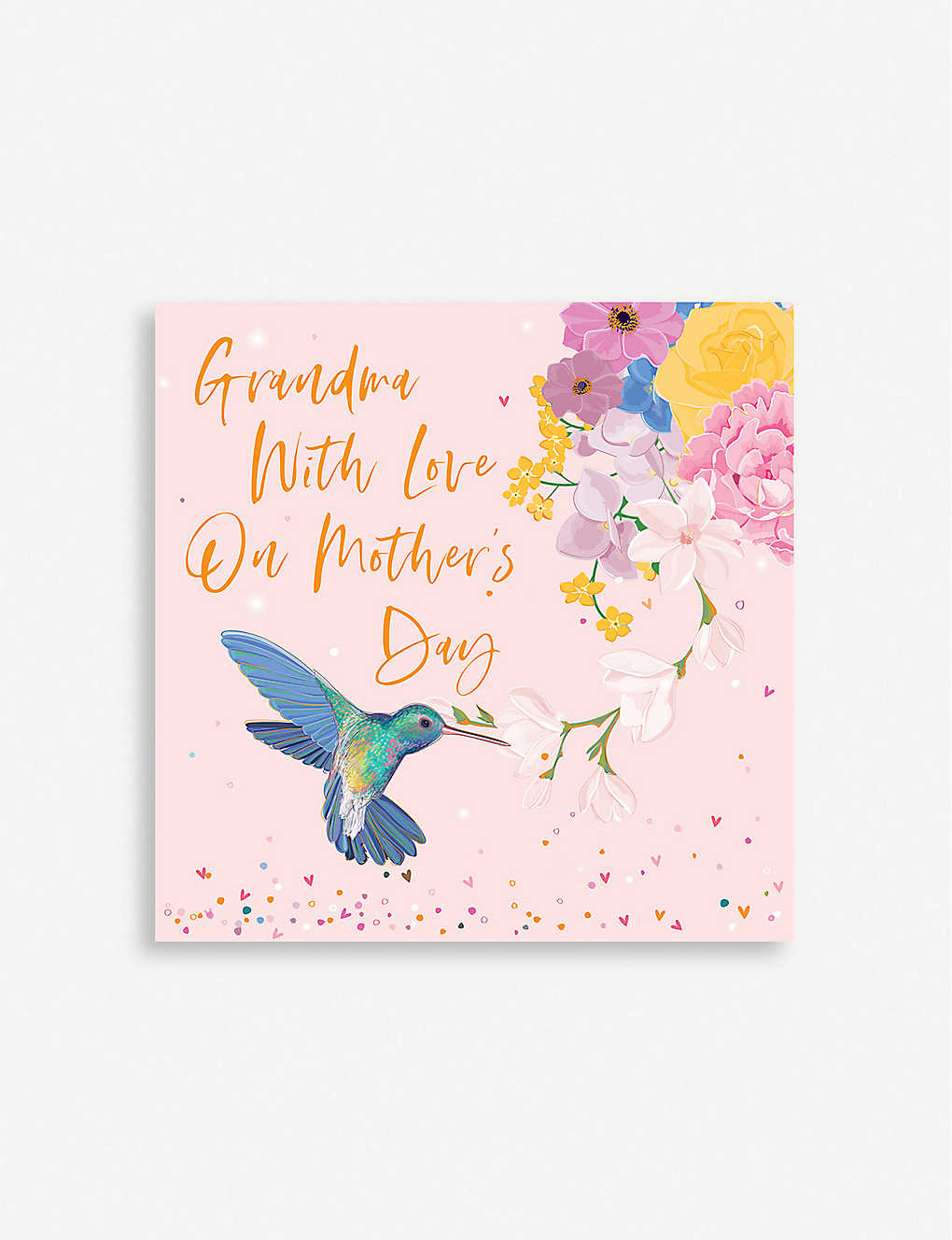 Grandma With Love on Mother's Day