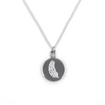 Load image into Gallery viewer, Tales From The Earth Angel feather Necklace
