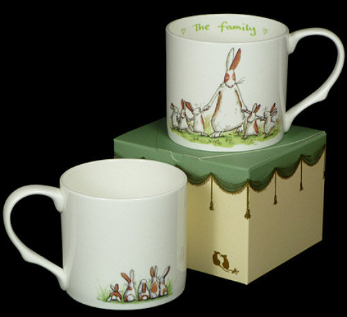 The Family Fine Bone China Mug