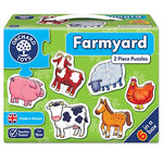 Load image into Gallery viewer, Farmyard Jigsaw Puzzle