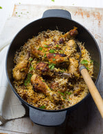 Smoked Chicken Biryani