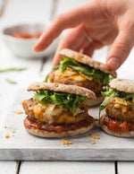 Chicken Burgers 3 Ways