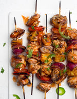 Sweet and Spicy Hawaiian Chicken Kabobs