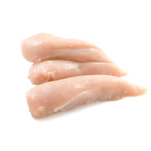Fresh Skinless Boneless Chicken Tenders (Medium) - Sargent Farms
