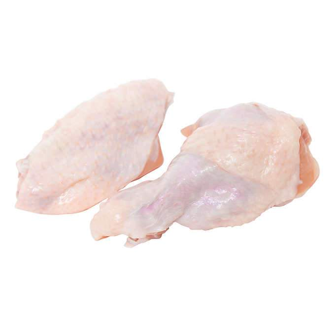Fresh Skinless Medium Split Chicken Wings - Sargent Farms