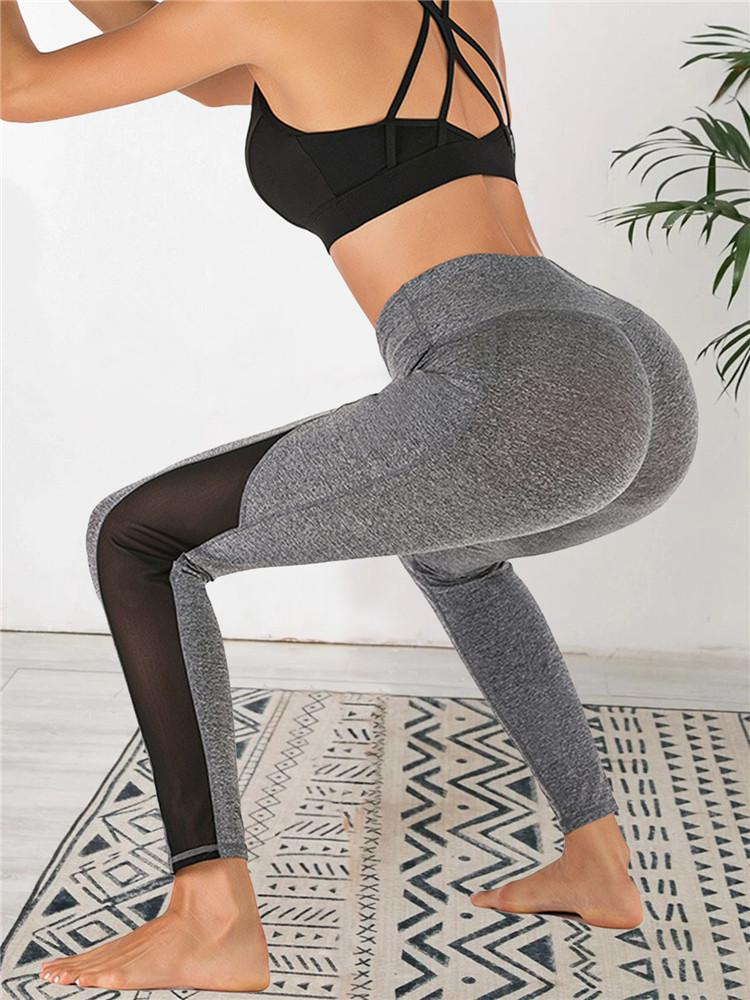 Moisture-Wicking-High-waist-Buttocks-Tight-Yoga-Pants