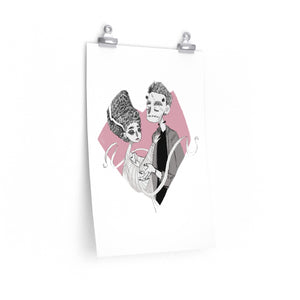 Made for Each Other - Print