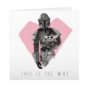 Valentine's Day Card - This Is The Way