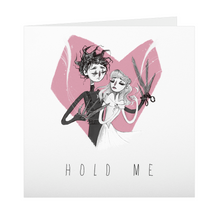 Load image into Gallery viewer, Valentine's Day Card - Hold Me