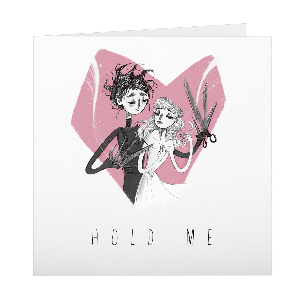 Valentine's Day Card - Hold Me