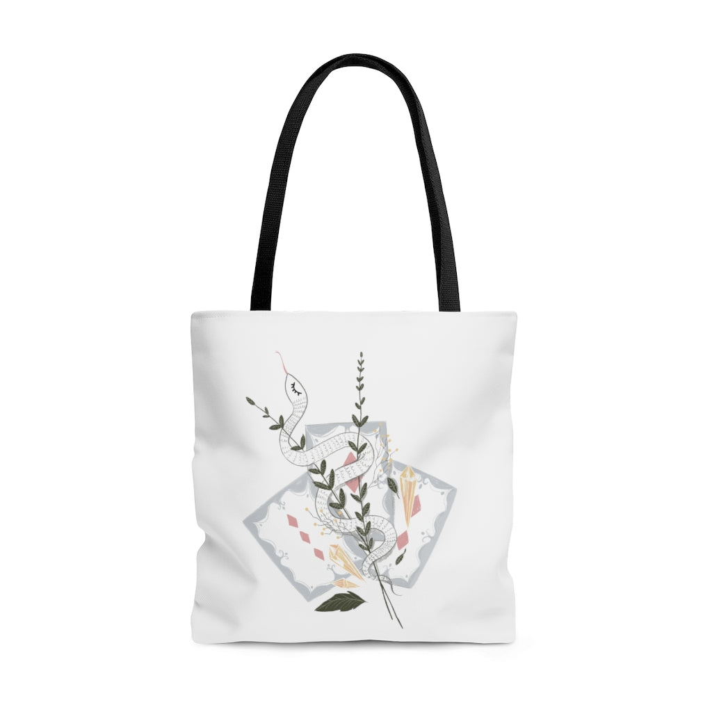 3 of Diamonds - Tote