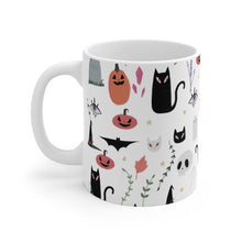 Load image into Gallery viewer, Mug - Halloween Pattern