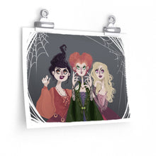 Load image into Gallery viewer, Hocus Pocus - Print