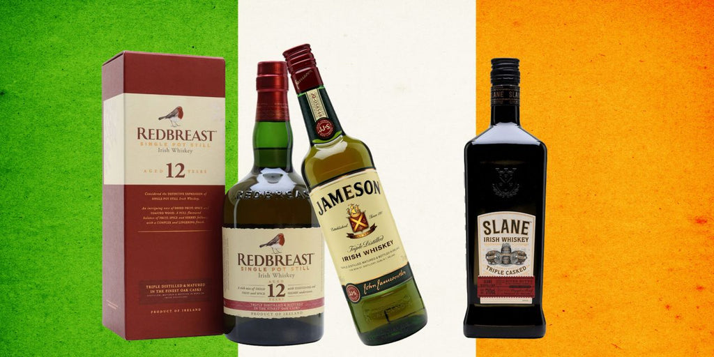 Best Irish whiskey for St Patrick's Day