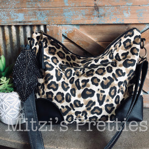 Fabric & Leather Bags