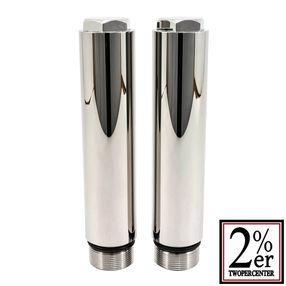 2%er 15cm long Joints for Front Fork (pair) [SR400/500]