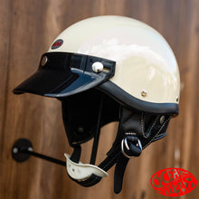 Load image into Gallery viewer, Ocean Beetle Shorty 4 Helmet Ivory