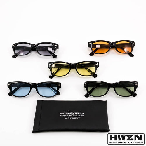 HWZN.MFG.CO.  BIKER SHADE