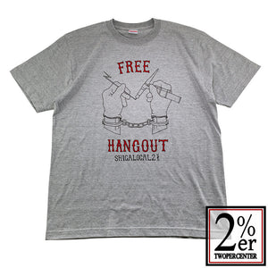 2%er HANG OUT Tees