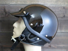 Load image into Gallery viewer, Ocean Beetle Shorty 4 Helmet Black